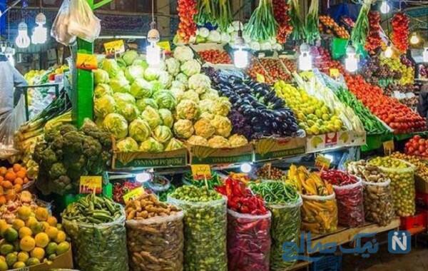حمله فروشندگان در بازار میوه تهران به خبرنگار زن صدا و سیما