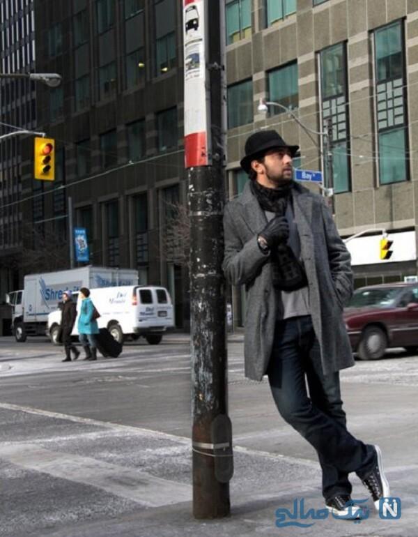 گردش بهرام رادان در خارج از کشور