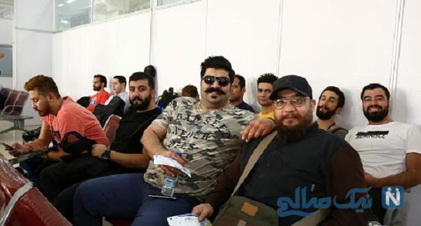 بهنام بانی در شیراز تالار حافظ