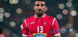 تبریک تولد خاص حسین ماهینی فوتبالیست معروف برای دخترش نفس