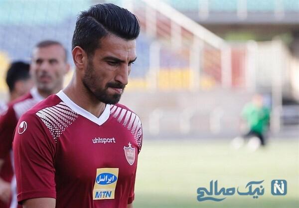 فوتبالیست معروف ایرانی