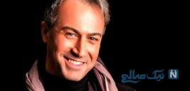 شباهت عجیب دانیال حکیمی بازیگر معروف و پسرش دانا