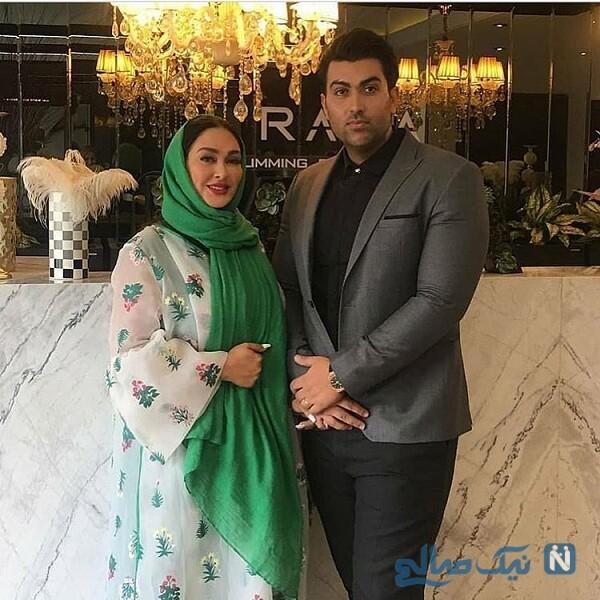 همسر الهام حمیدی