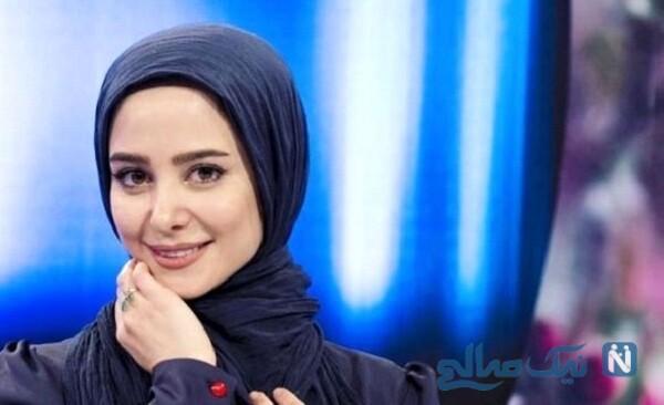 تیپ الناز حبیبی بازیگر
