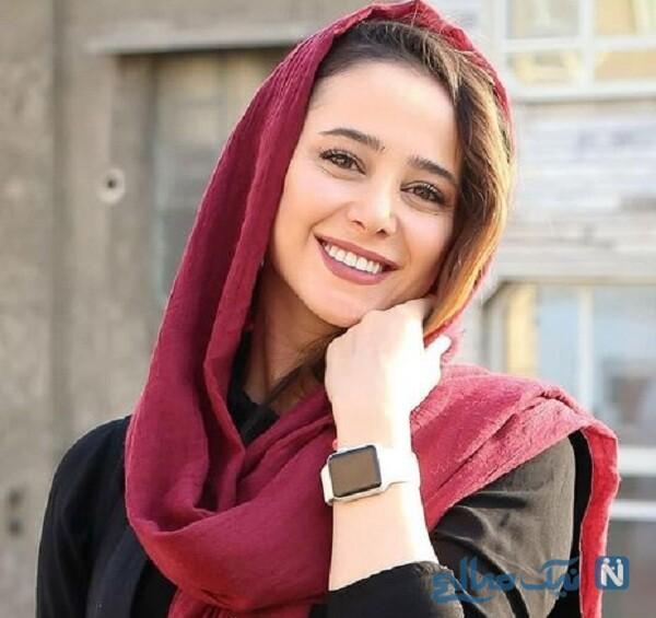 عکس جدید الناز حبیبی بازیگر ایرانی