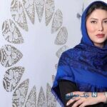 فریبا نادری و ساناز سماواتی بازیگران معروف با چادر گلدار زیبا