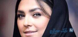 هدی زین العابدین بازیگر سریال کرگدن , پدر و خواهرش