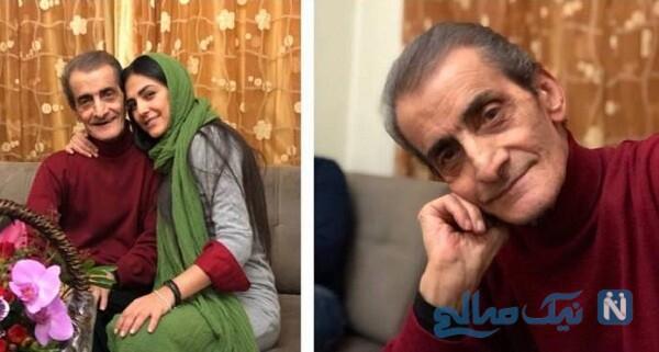 پدر هدی زین العابدین بازیگر