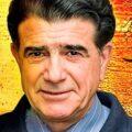 زنده یاد استاد محمدرضا شجریان در کنار نوه هاشون آیین و آوا