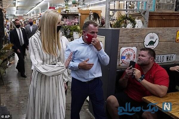 سفر تبلیغاتی دختر ترامپ به آریزونا