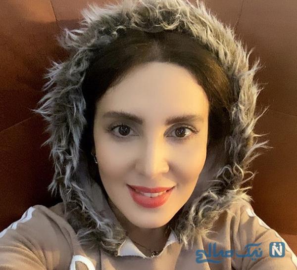 لاغری لیلا بلوکات بعد از بیماری اش