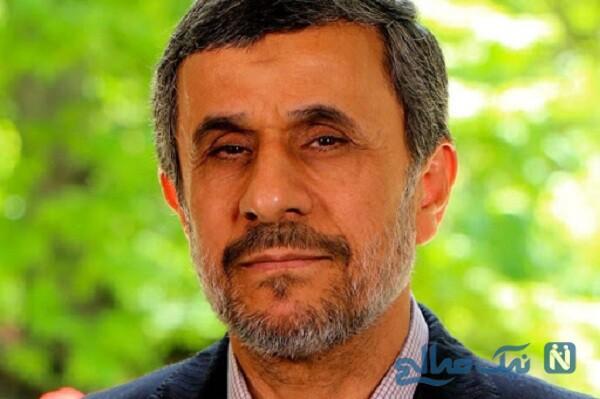 جشن تولد ۶۴ سالگی محمود احمدی نژاد با کیک خاص
