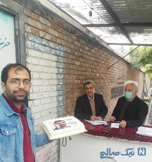 تولد 64 سالگی محمود احمدی نژاد