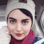 حس و حال پاییزی مهشید جوادی بازیگر بچه مهندس ۳