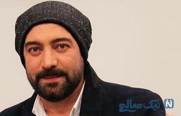بازیگوشی حنا و آروین دوقلوهای بامزه مجید صالحی بازیگر طنز