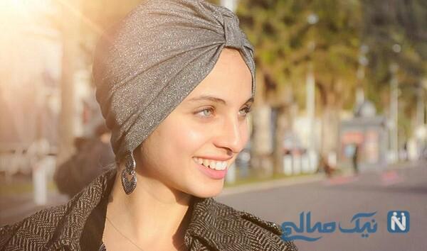 منل ابتسام خواننده مسلمان
