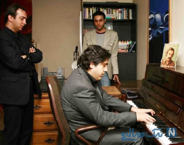 دفتر موسیقی مانی رهنما خواننده