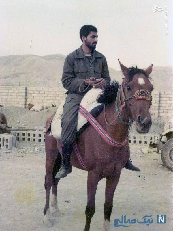 شهید سردار سلیمانی