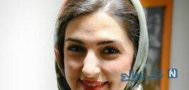 الیکا عبدالرزاقی در جشن تولد مریم شیرازی بازیگر فیلم بنفشه آفریقایی