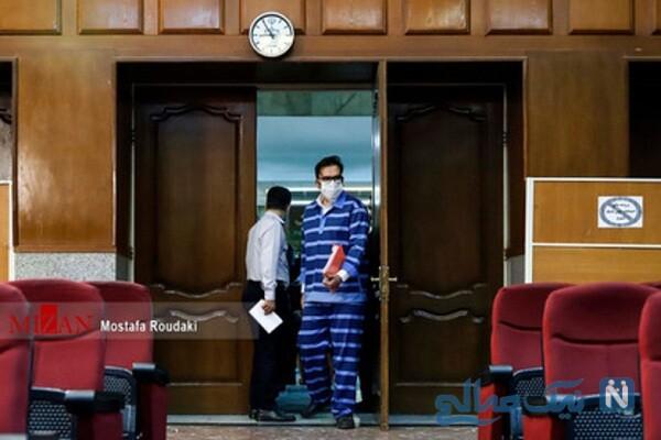 تهیه کننده سریال شهرزاد با لباس زندان