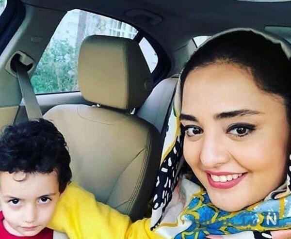 برادرزاده نرگس محمدی بازیگر