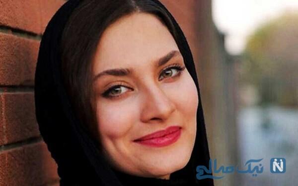 تیپ جدید ساناز سعیدی بازیگر نقش صدیقه در سریال بچه مهندس ۱