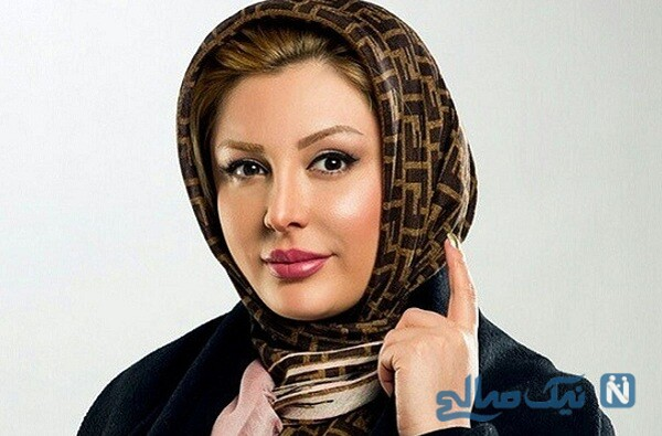 میکاپ زیبا و جدید نیوشا ضیغمی بازیگر معروف سینمای ایران