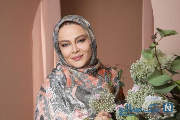اولین سفر بهاره رهنما با همسرش امیرخسرو عباسی به اصفهان