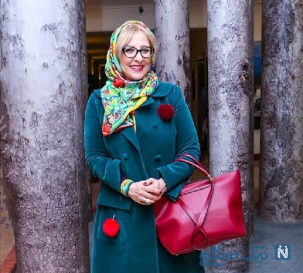 استایل جدید مرجانه گلچین بازیگر