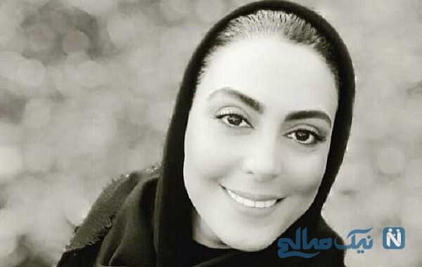 نیلوفر شهیدی و الیکا خواهر الناز شاکردوست در کربلا
