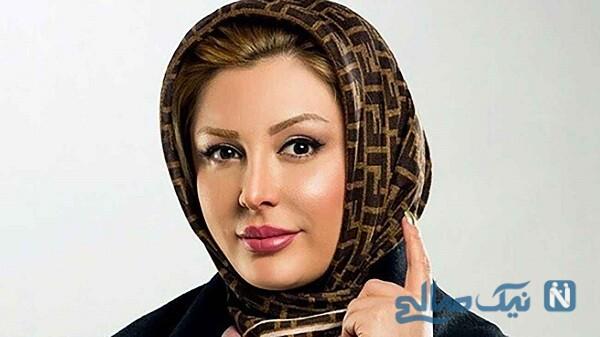 نیوشا ضیغمی بعد از عمل دوم بینی و دکتر زیبایی اش