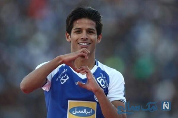 فوتبالیست جوان