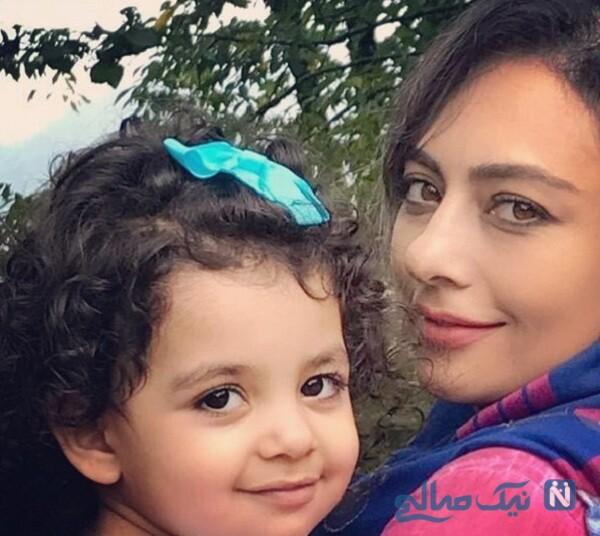 عکس دختر یکتا ناصر بازیگر
