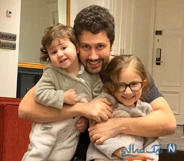 آقای بازیگر و دخترانش