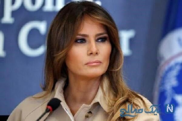 همسر رئیس جمهور آمریکا