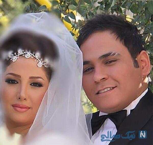 سالگرد ازدواج رضا داوود نژاد