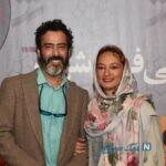 سحر ولدبیگی و همسرش نیما فلاح در سالگرد ازدواجشون