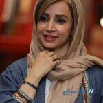 ظاهر جدید شبنم قلی خانی با لباس زیبای محلی در یک مکان تاریخی
