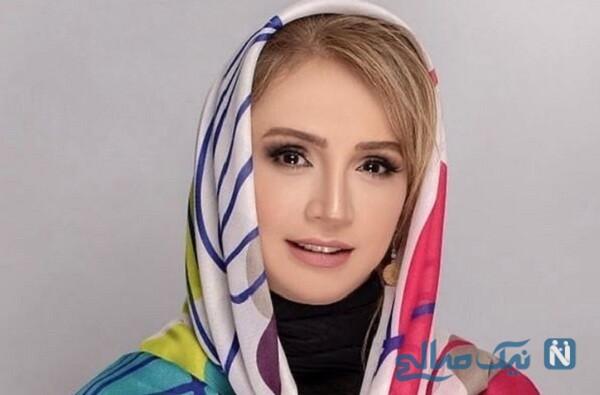صبح دل انگیز شبنم قلی خانی بازیگر سریال مانکن و خواهرش