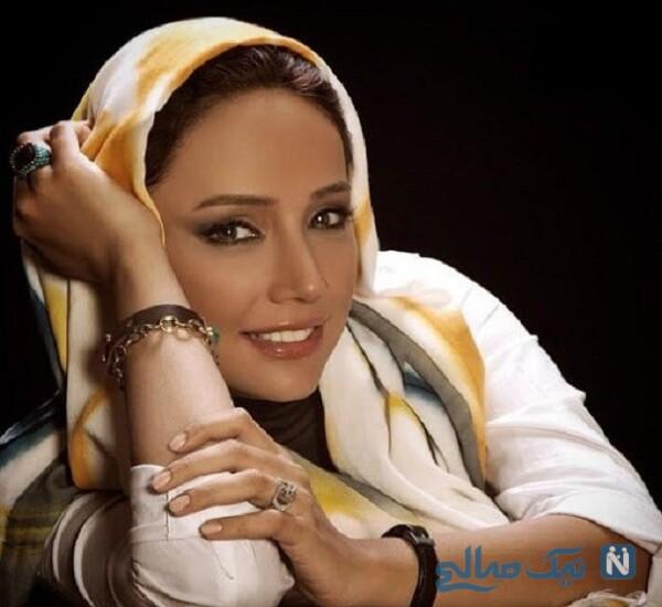 جواهرات شبنم قلی خانی بازیگر