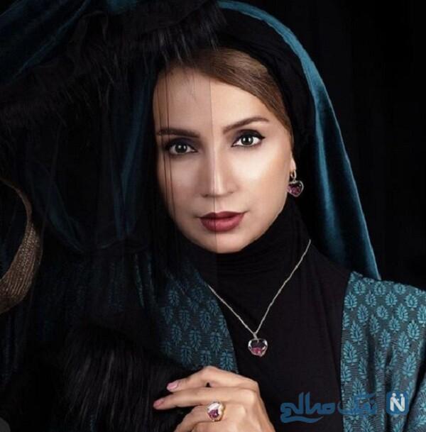 جواهرات زیبای شبنم قلی خانی