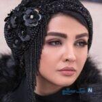 عکس جدید سیما خضر آبادی بازیگر سریال بوی باران و همسرش