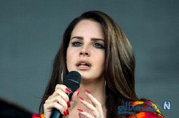 لانا دل ری خواننده معروف