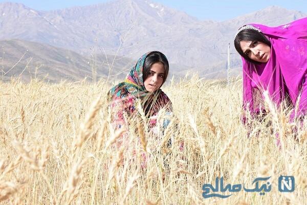 لباس محلی سوگل طهماسبی بازیگر