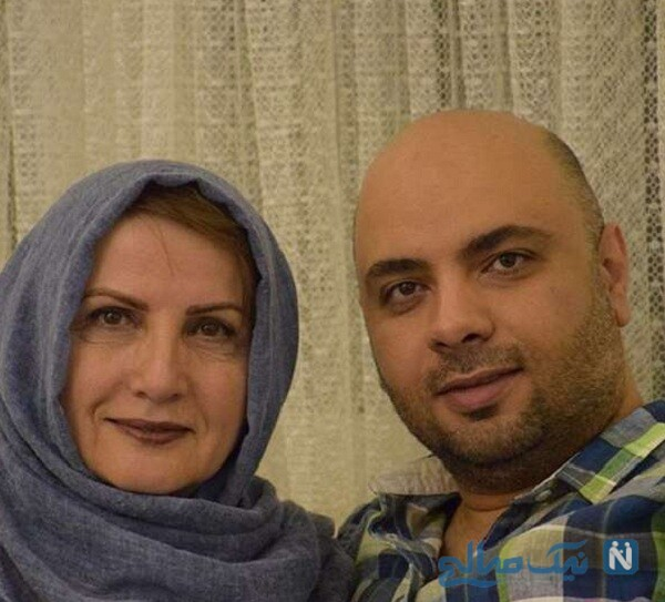 پسر زهرا سعیدی بازیگر
