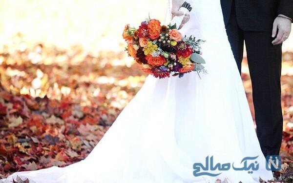 جالب ترین تصمیم عروس بدون پا
