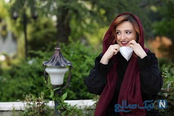 تیپ جدید گلاره عباسی بازیگر