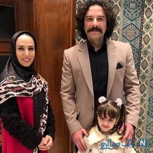 حسام منظور و سوگل طهماسبی