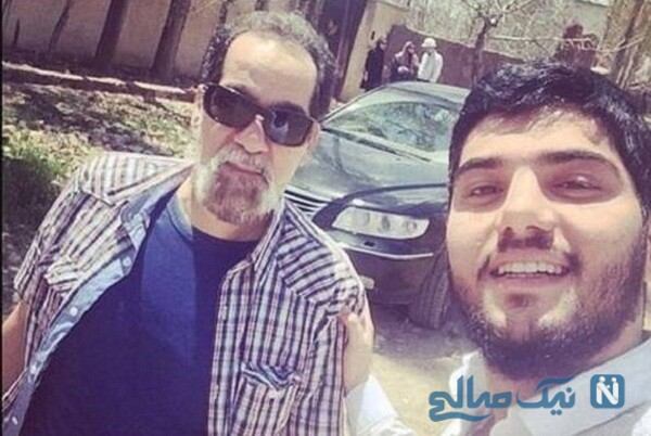 سعید سهیلی و پسرش