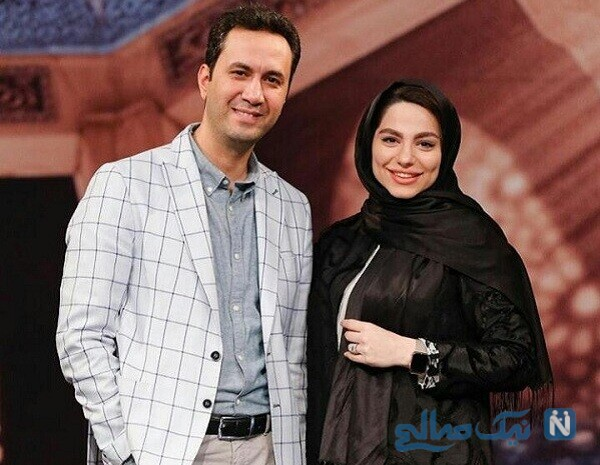 مجتبی کشاورز همسر محیا اسناوندی